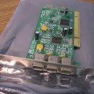Adaptec 3-Port IEEE 1394 Firewire PCI Host Adapter (AFW-4300A) *USED*