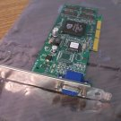 Nvidia Geforce 2 MX200 32MB AGP Video Graphics Adapter (NV875.0) Rev B *USED*