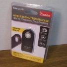 Targus Wireless Shutter Release Remote For Canon DSLR Cameras (TG-CA250) *NEW*