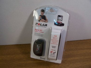 Polar H7 Heart Rate Sensor (92044305) *NIB*