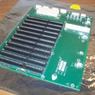Industrial Computer Source 10-Slot ISA/2-Slot PCI/1-Slot CPU Backplane REV C (14013-10C) *USED*