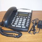 Casio PhoneMate Gold 4-Line Corded Speakerphone Telephone (PMG-4600) *USED*