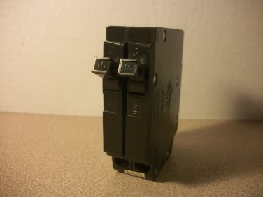 Crouse-Hinds MM Tandem Circuit Breaker (MM215) 15Amp 240Volt 2Pole 10kA *USED*
