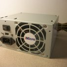 iMicro 400W ATX Power Supply (PS-IM400WH) ATX3035-400 *USED*