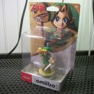 Nintendo Amiibo The Legend of Zelda Link Majora's Mask (PUA-NVL-C-AKAC-USZ-C3) *NEW*