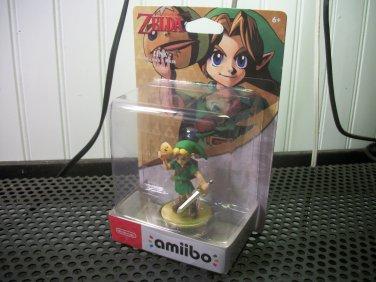Nintendo Amiibo The Legend of Zelda Link Majora's Mask (PUA-NVL-C-AKAC-USZ-C3) *NEW*