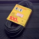 TB Wood's Direct Burial 100Ft. 16 Gauge Two Wire 16/2 Low Voltage Cable No. 358 13Amp 50Volt *NEW*