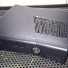 Microsoft Matte Black Xbox 360 S Console Only 4GB HDD Model 1439 *USED*
