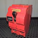 Crouse-Hinds MP Circuit Breaker (MP2125) 125Amp 240Volt 2Pole 10kA *USED*