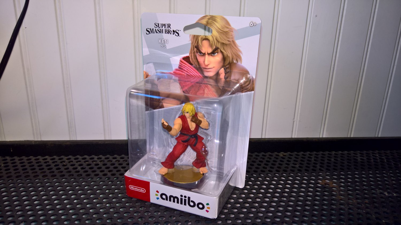 Nintendo Amiibo Ken (PUAA-NVL-C-AADG-USZ-C0) *NEW*
