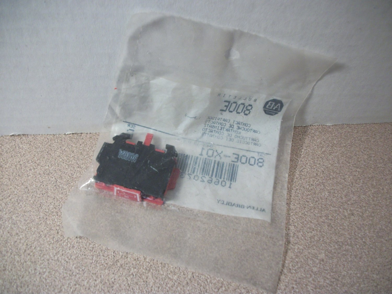 Allen-Bradley 1N.C. Contact Cartridge (800E-X01) *NEW*
