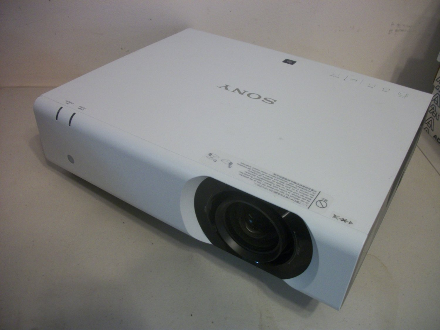 Sony Data Projector (VPL-CX276) *USED*