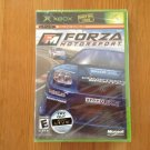 New Sealed Forza Motorsport Original Black Lable Microsoft Xbox
