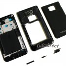 Genuine Samsung Galaxy S2 SII i9100 Complete Full Housing Cover Frame Door Case