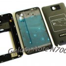 Original Samsung Galaxy Note i9220 N7000 Full Complete Housing Cover Frame Door Case OEM Black