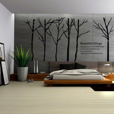 living room tree wall decal  Wall Sticker art