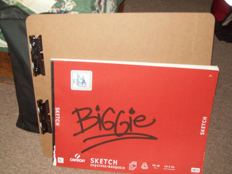 Bag , Large Drawing book