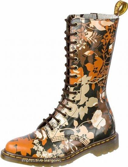 Dr. Doc Martens Womens Cerys1B99 Jungle Boots US 8 NIB