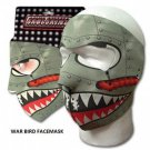 Reversible Motorcycle, Ski, Snowmobile, Harsh Conditions Facemask Protector