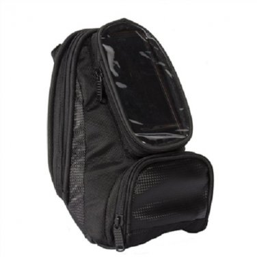 Motorcycle Magnetic Tank Bag with Clear Window For GPS or Cell Phone