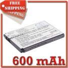 BATTERY ALCATEL CAB20G0000C1 CAB3010010C1 CAB30B4000C1 FOR One Touch 708A OT-708