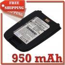 BATTERY SAMSUNG BEX438BBC BST4389BC BST4389BEC FOR SGH-D600 SGH-D600E SGH-D608 SPH-3600 SPH-3650
