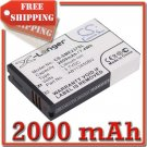 BATTERY SAMSUNG AB113450BU AB113450BUCSTD FOR E2370 Solid GT-E2370 Xcover E2370