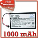 BATTERY GARMIN 361-00035-03 FOR Nuvi 2447LT Nuvi 2455LT Nuvi 2457 Nuvi 2475LT Nuvi 2595LMT