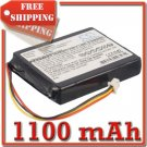 BATTERY TOMTOM F650010252 F709070710 FOR One V5 One Version 3 One XL Dach TML One XL Europe Rider