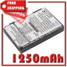 BATTERY MITAC E3MT041202 E3MT041202B12A E3MT12110211 E4MT101202B12 FOR Mio 180, Mio A200, Mio A201