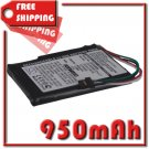 BATTERY TYPHOON 0512-002617, 20-00598-04A, 20-00598-07A-CT FOR MyGuide 3600, MyGuide 3610