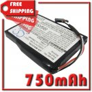 BATTERY MEDION 338937010168 T300-1 FOR GoPal E4430 GoPal E4435 MD97182