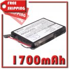 BATTERY NAVMAN 541380530005 541380530006 BL-LP1230/11-D00001U FOR Pin, Praktiker LooxMedia 6500