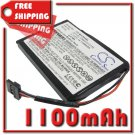 BATTERY NAVMAN 338937010183, M1100 FOR Mio Spirit V735 TV, Spirit V505 TV