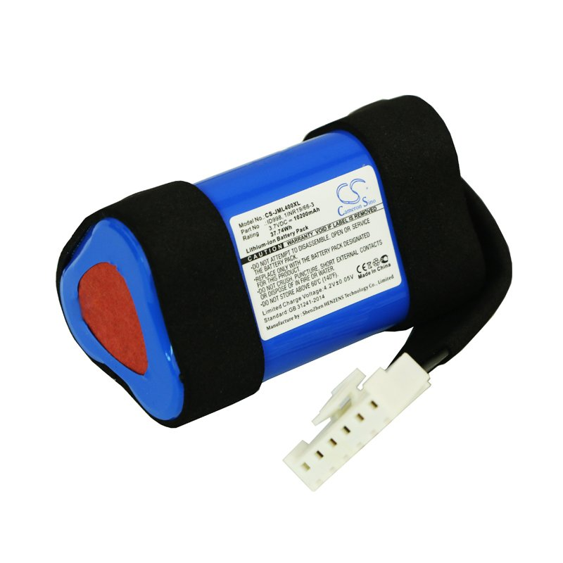 BATTERY JBL 1INR19/66-3, ID998, SUN-INTE-118 FOR Charge 4, Charge 4BLK, Charge 4J, JBLCHARGE4BLUAM