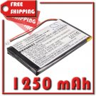 BATTERY NAVGEAR 010-00538-78 361-00019-02 361-00019-06 IA2B309C4B32 FOR Streetmate GP-43
