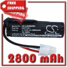 BATTERY LOGITECH 533-000096, DGYF001, GPRLO18SY002 FOR 984-000304, UE Boombox