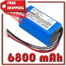 BATTERY SONY ID659 FOR SRS-X30, SRS-XB3, SRS-XB30