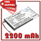 BATTERY SONY 4-297-656-01 FOR PHA-2, PHA-2A