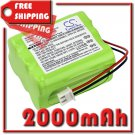 BATTERY LINEAR 10-000013-001, 6MR160AAY4Z FOR PERS-4200 SSC00079
