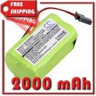 BATTERY VISONIC 99-301712, GP130AAM4YMX, GP230AAH4YMX FOR PowerMaxExpress Alarm Control Panel