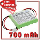 BATTERY HONEYWELL 55111-05, GP80AAAH5B3BMX, K0257 FOR 5800RP Wireless, 5800RP Wireless Repeater