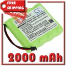 BATTERY DSC 17000153, 4PH-H-AA2100-S-D22, DSC-BATT2148V FOR WS4920HE wireless repeater, WTK5504