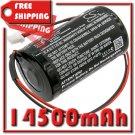 BATTERY DSC BATT13036V FOR PGX901, PGX911, PowerG PG9911, PowerG PG9911 Siren