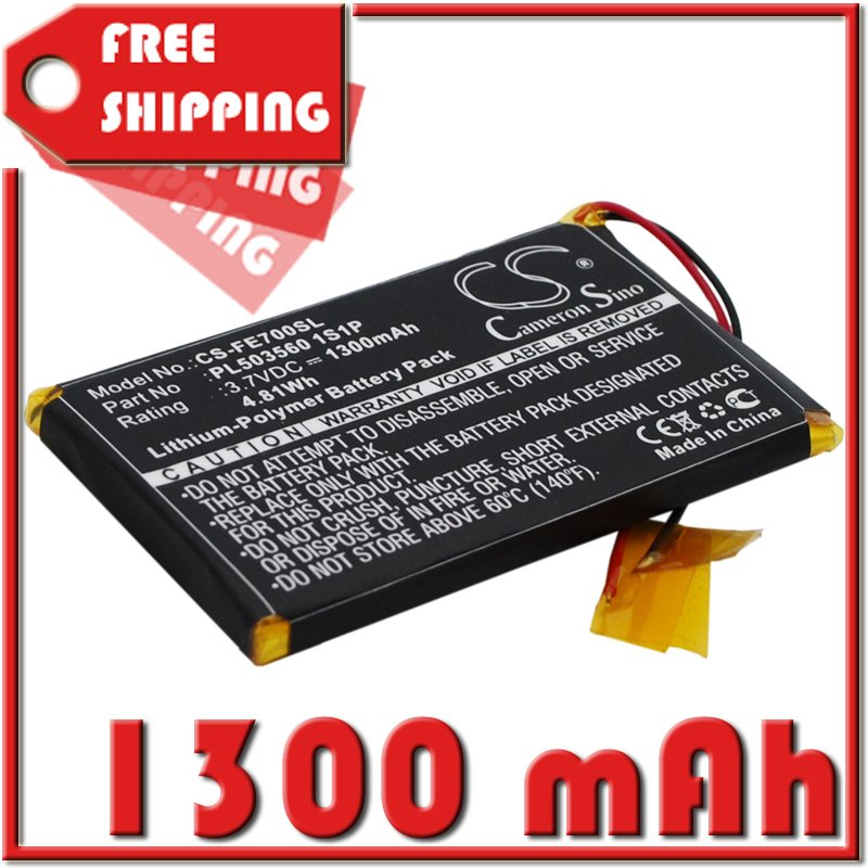 BATTERY FIIO PL503560 1S1P FOR EO7K