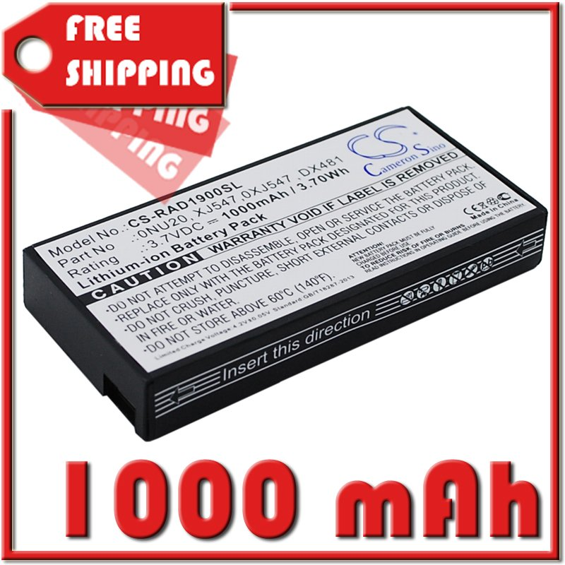 BATTERY DELL UF302, WY335, XJ547, XXFVX FOR PowerVault NX3000, PowerVault NX3100