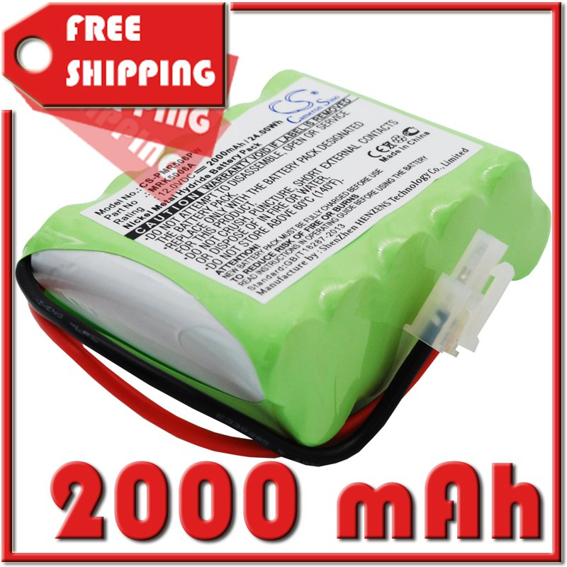 BATTERY ROBOMOW MRK5002, MRK5002C, MRK5006A FOR RM200, RM400, RS612, RS622, RS625, RS630