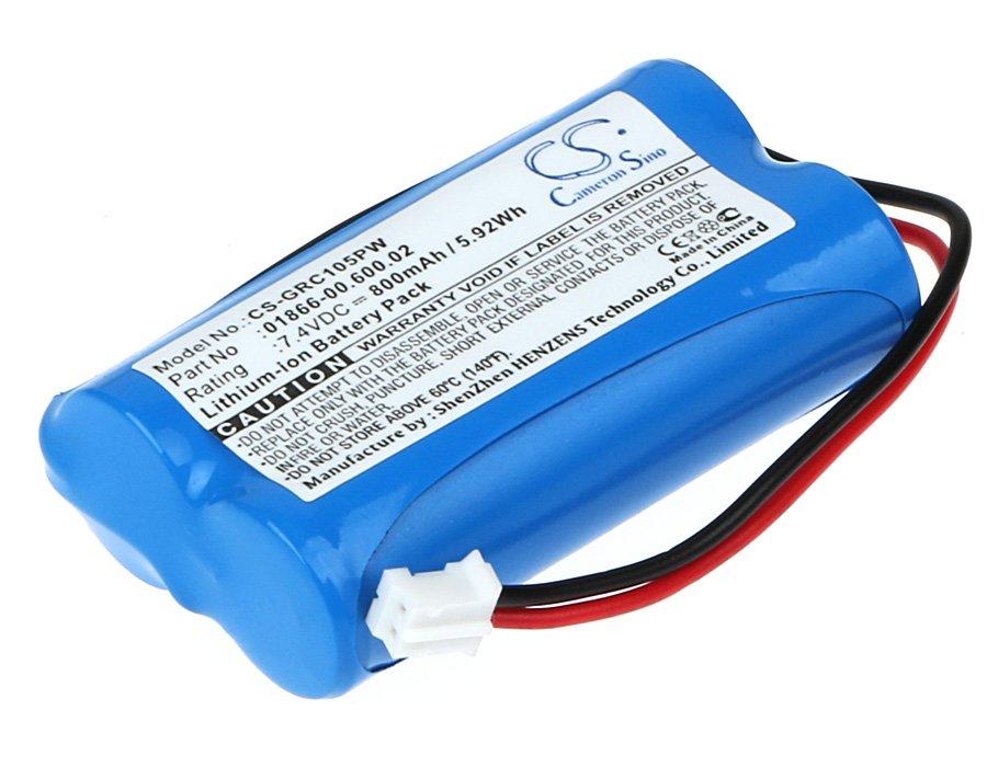 BATTERY GARDENA 01866-00.600.02 FOR C1060 plus Solar