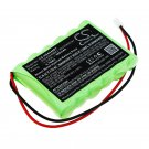 BATTERY YALE 60AAAH6BMJ, 802306063H FOR Easy EF, HSA6400 Premium Alarm Control Panel, HSA6410 Panels