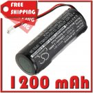 BATTERY WELLA 93151, 93151-001, 93153 FOR Pro 9550, Sterling Eclipse 8725